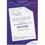 Ghid pentru bacalaureat 2009 de nota 10 (zece) la BIOLOGIE clasele XI-XII