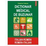 Dictionar medical de buzunar italian-roman/roman-italian