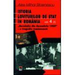 Istoria loviturilor de stat in romania vol.IV partea I