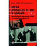 Istoria loviturilor de stat in romania vol 4 partea a II a