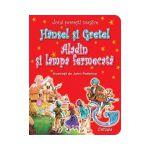 Hansel şi Gretel - Aladin şi lampa fermecată