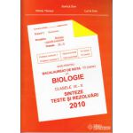 Ghid pentru Bacalaureat la Biologie clasele 9-10 sinteze teste si rezolvari 2010