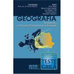 Geografia Romaniei, a Uniunii Europene si a Europei - teste grila- Admitere ASE 2010