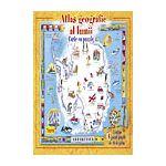 Atlas geografic al lumii - Carte cu puzzle