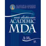 Micul dicţionar academic (vol. I–II)