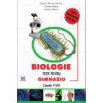 Biologie - Teste pentru gimnaziu cls V-VIII
