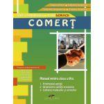 Comert - clasa a IX-a (filiera tehnologica profil Servicii)