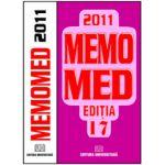 Memomed  2011 - Memorator de farmacologie si ghid farmacoterapic. Editia a 17-a
