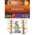 GRAMATICA. FISE DE LUCRU PENTRU CLASA A VII-A  (FOARTE BINE)