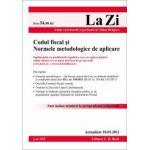 Codul fiscal si Normele metodologice (actualizat la 10.03.2011).