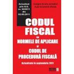 Codul Fiscal 2011/2012 -text comparat-