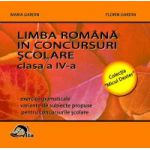 Limba Română în concursuri şcolare clasa a IV-a