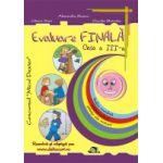 Evaluare Finală Clasa a III-a
