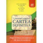 Cartea definitiva - Limba romana, pregatirea examenului de bacalaureat 2011