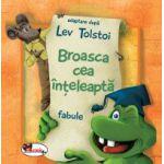 Broasca cea inteleapta, adaptare dupa fabulele lui Lev Tolstoi