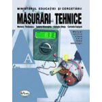 Masurari tehnice. Manual pentru clasa a X-a, liceu tehnologic