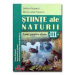 Stiinte ale naturii  caiet clasa a III-a