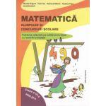 Matematica : Olimpiade si concursuri scolare clasa a 6-a