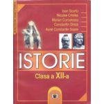 Istorie. Manual pentru clasa a XII-a. Scurtu