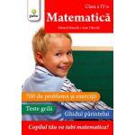 Matematica clasa a IV a