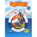 Set Sail! (Level 3): Activity Book ( Caietul elevului)