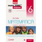 Mate 2012 Initiere MATEMATICA. ARITMETICA, ALGEBRA, GEOMETRIE. CLASA A VI-A. PARTEA I