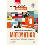 Mate 2012 Standard MATEMATICA. ALGEBRA, GEOMETRIE. CLASA A VIII-A
