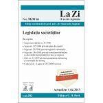 Legislatia societatilor actualizat la 1 aprilie 2013