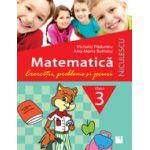 Matematică Clasa a III-a - Exerciţii, probleme şi jocuri