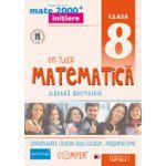 Mate 2013 Initiere MATEMATICA - ALGEBRA, GEOMETRIE. CLASA A VIII-A - PARTEA I