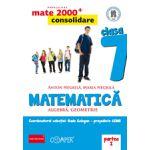 Mate 2013 Consolidare - ALGEBRA, GEOMETRIE. CLASA A VII-A. PARTEA I