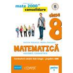 Mate 2013 Consolidare - ALGEBRA, GEOMETRIE. CLASA A VIII-A. PARTEA I