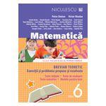 Matematică 2013 clasa a VI-a - Breviar teoretic cu exerciţii şi probleme propuse şi rezolvate - Teste iniţiale -Teste de evaluare -Teste sumative - Modele de teste