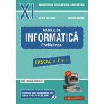 Manual de INFORMATICĂ, clasa a XI-a, profilul real (neintensiv)