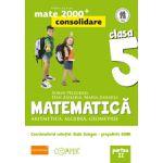 Mate 2013 - 2014 Consolidare - ALGEBRA, GEOMETRIE. CLASA A V-A. PARTEA II