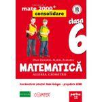 Mate 2013 - 2014 Consolidare - ALGEBRA, GEOMETRIE. CLASA A VI-A. PARTEA II