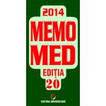 Memomed 2014 . Editia a 20-a ( 2 volume)