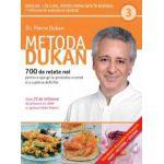 Metoda Dukan vol. 3 - 700 de rețete noi pentru a ajunge la greutatea corectă și a o păstra definitiv
