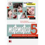 Mate 2014 - 2015 Consolidare - ARITMETICA, ALGEBRA, GEOMETRIE. CLASA A V-A. PARTEA I