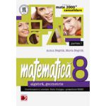 Mate 2014 - 2015 Consolidare - ALGEBRA, GEOMETRIE. CLASA A VIII-A. PARTEA I