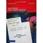 Bacalaureat 2015 Biologie clasele IX-X - Sinteze, teste si rezolvari (Ghid pentru bacalaureat de nota 10)