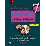 EXERCITII PRACTICE DE LIMBA ROMANA - CONSOLIDARE. COMPETENTA SI PERFORMANTA IN COMUNICARE. CLASA A VII-A