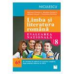 Limba şi literatura română. Evaluarea naţională. 65 de variante de subiecte şi rezolvări complete, dupa noul model 2015