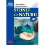 Ştiinţe ale naturii. Manual pentru clasa a IV-a