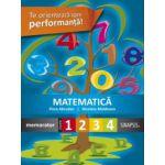 Matematica, memorator clasele I-IV (Flora Abrudan)