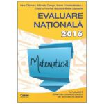 Matematica Evaluare nationala 2016. 71 de teste propuse dupa modelul elaborat de M. E. N.