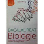 Bacalaureat biologie. Anatomia si fiziologia omului, genetica si ecologie umana