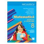 Matematică. Exerciţii şi probleme pentru clasa a VIII-a (Rozica Ştefan)