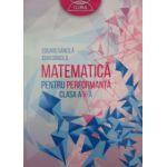 Matematica pentru performanta, clasa a V-a (Clubul Matematicienilor)