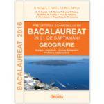Pregătirea Examenului de Bacalaureat la geografie în 21 de săptămâni 2016